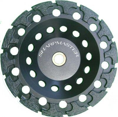 7 Quot Pro T Seg Style Diamond Cup Wheel For Dewalt Grinder