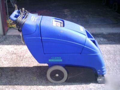 Clarke Alto 16 I Carpet Extractor Vacuum Floor Scrubber