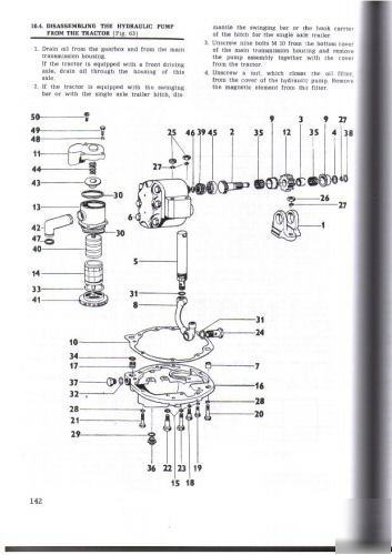 Zetor Parts Diagram Wiring Completed