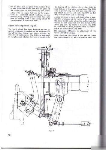 Zetor Tractor Replacement Parts : Zetor  tractor workshop manual set