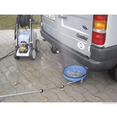 Pressure washer under body car cleaner~auto underbody