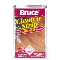 New bruce wood cleaner wax remover w101 for Wood floor wax remover
