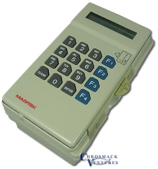 magtek magnetic security card reader keypad 30080006. Black Bedroom Furniture Sets. Home Design Ideas