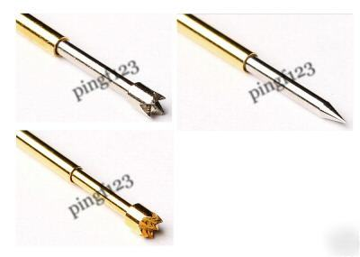 20 Crown Spear Chisel Pogo Pin Dish Network Ict Jtag