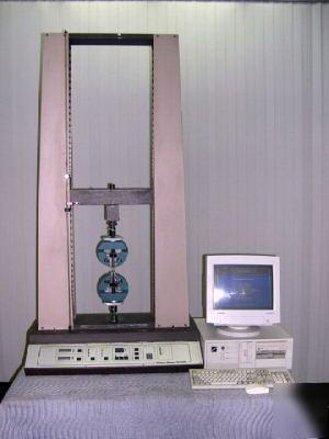 10k Tinius Olsen Tension Amp Compression Testing Machine