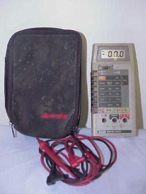 Fluke 8024 B Multimeter Vintage
