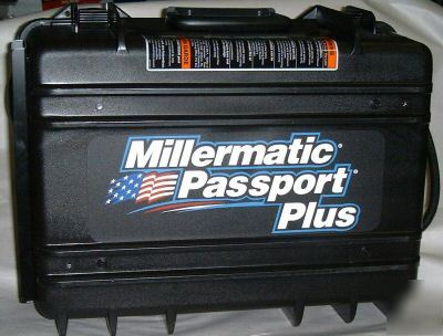 Millermatic Passport Plus Amp Spoolmate 100 100 Rebate
