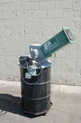 Prodeva 95 2 Glass Bottles Crushers Recycling Scrap Gur