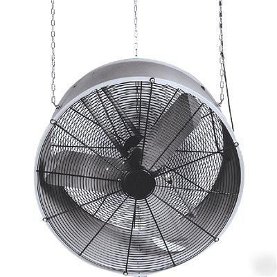 42 Quot Fan Commercial Ceiling Mount 16 200 Cfm 1 2 Hp