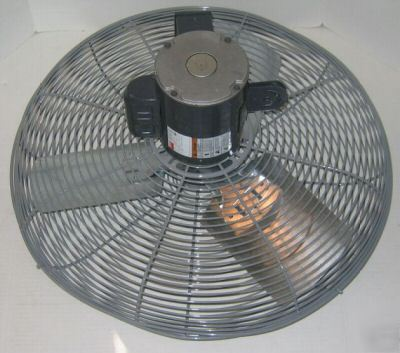 New Dayton Fan 5m194 Air Circulator 24 Quot 6000 Cfm 277v