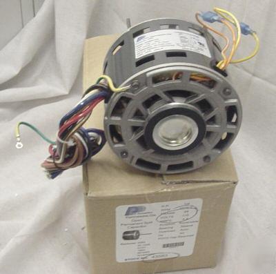 1 4 hp 1075 115 v 3 speed furnace blower fan motor 3583 for Furnace blower motor speeds