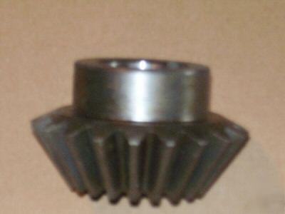 End gear for galfre hay tedder 20 tooth part no  20 gts