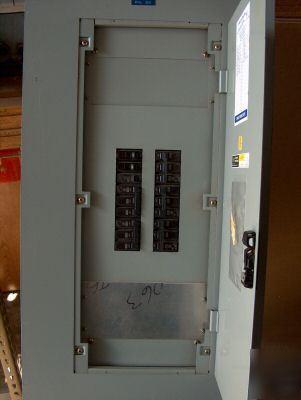Ge General Electric Circuit Breaker Panel