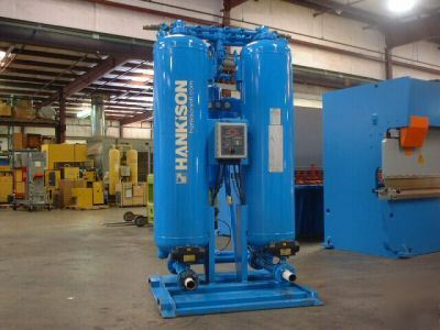 Hankison Rdh 930 Desiccant Compressed Air Dryer 98