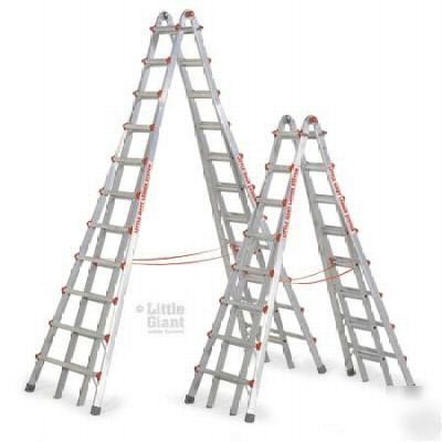 Little Giant Ladders Skyscraper 15 A Frame Step Ladder