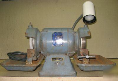 Baldor Grinder Model 500 6 Quot Working