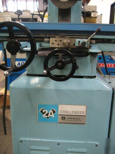 Grinding Parts Area : Boyer shultz a surface grinder automatic