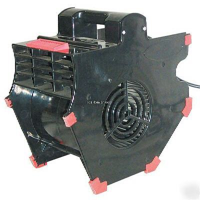 Blower Fan~310 CFM~Dry Wet Carpet~Basement Floor Dryer