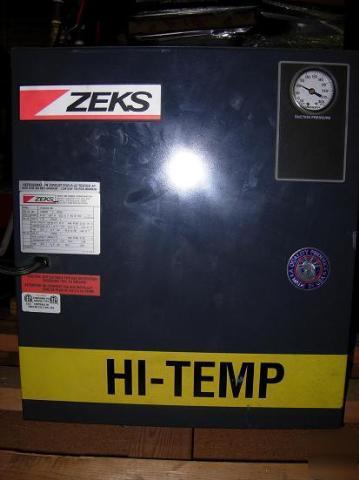 Zeks Refrigerated 5 Hp Air Compressor Dryer