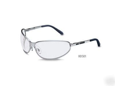 Eyeglass Frame Repair Connecticut : Harley davidson safety metal frame glasses HD501 w/cord