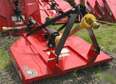 New Kodiak 60 Quot Rotary Cutter Brush Hog Pull Type