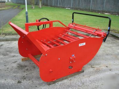 Hay Bale Unroller For Sale